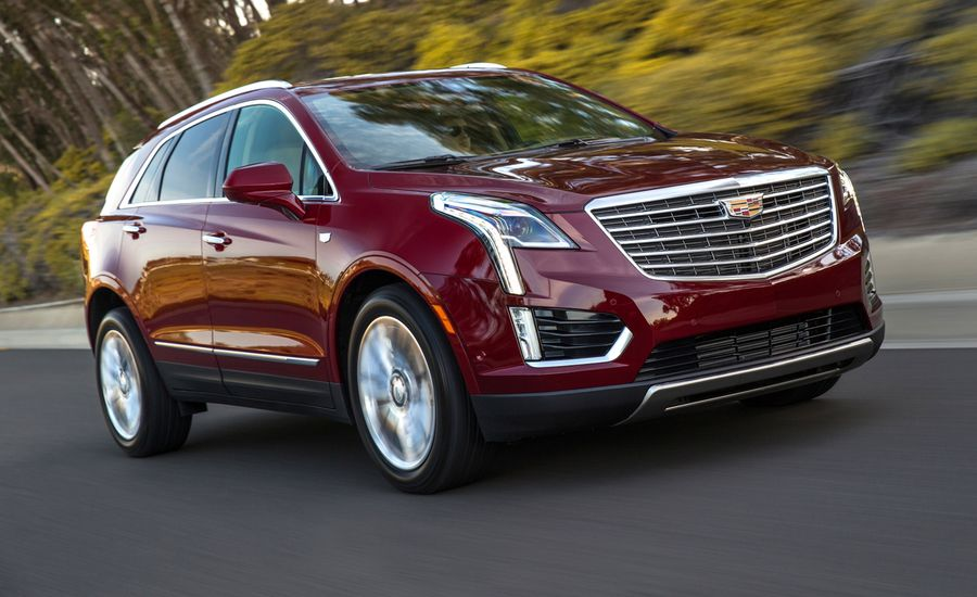 2017 cadillac xt5 first drive review car and driver. Black Bedroom Furniture Sets. Home Design Ideas