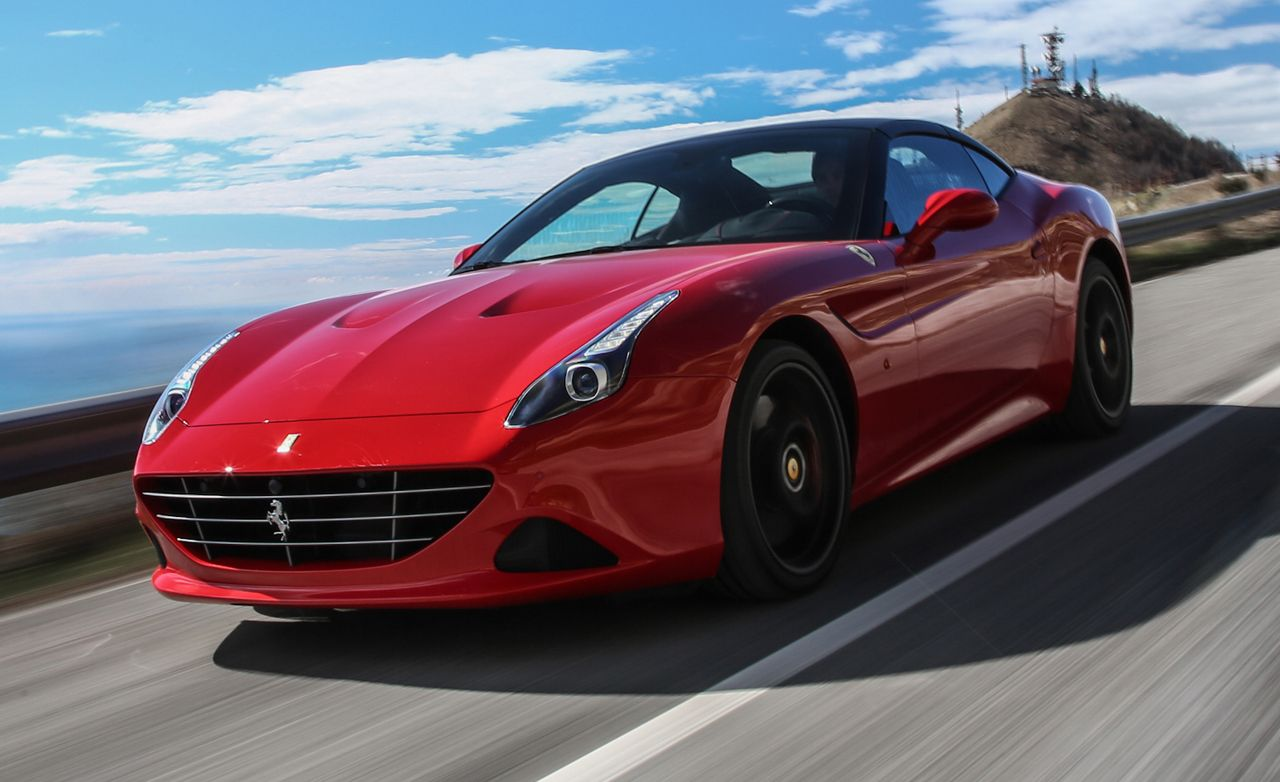 Image result for Ferrari California T