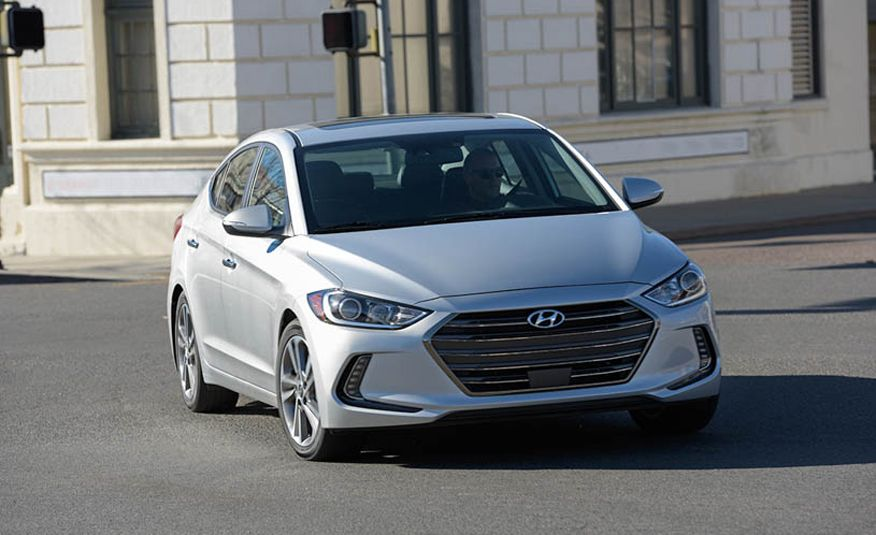 2019 Hyundai Elantra Reviews Price Photos And Specs Car Driver