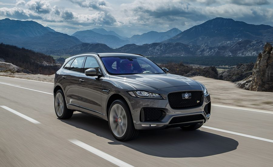 2017 Jaguar F Pace Dimensions Best New Cars For 2018