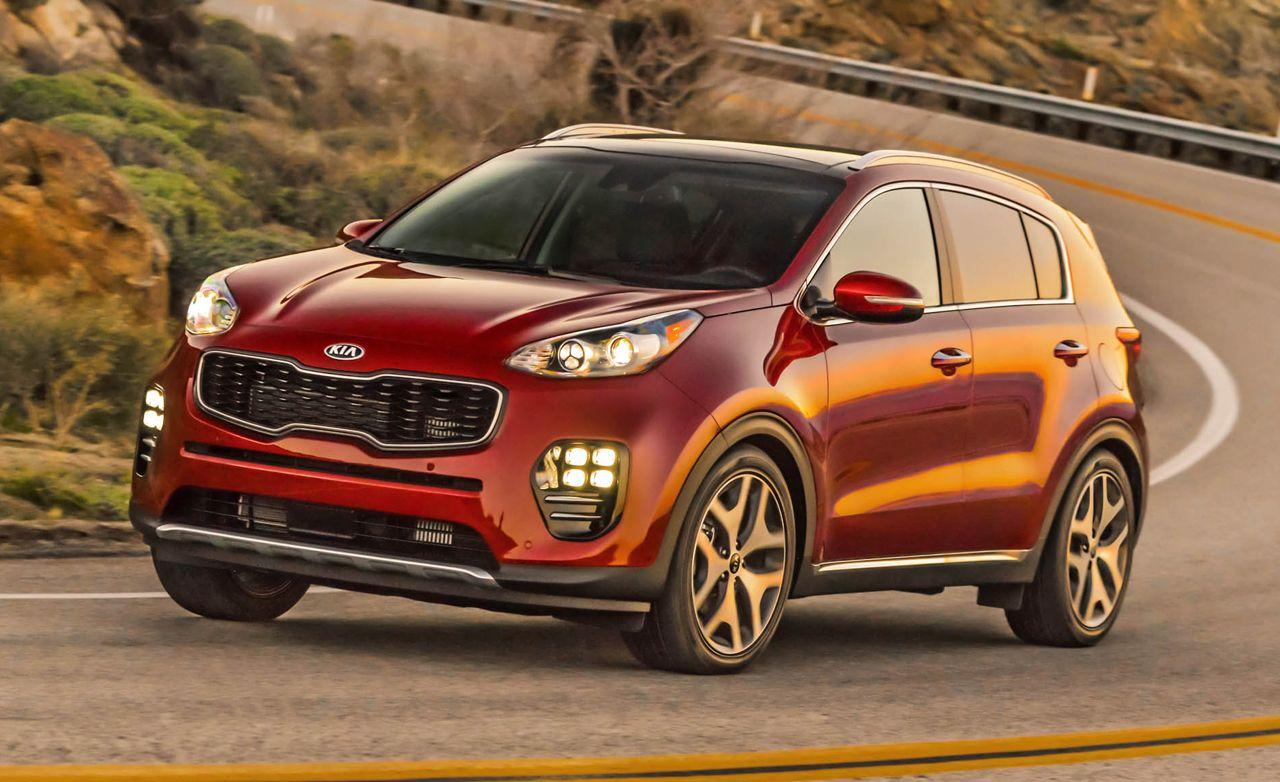Kia Sportage Reviews Price Photos And Specs Car Central Locking Wiring Diagram Driver