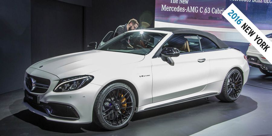 2017 C63 Amg Coupe Price >> 2017 Mercedes Amg C63 Cabriolet Photos And Info 8211 News 8211