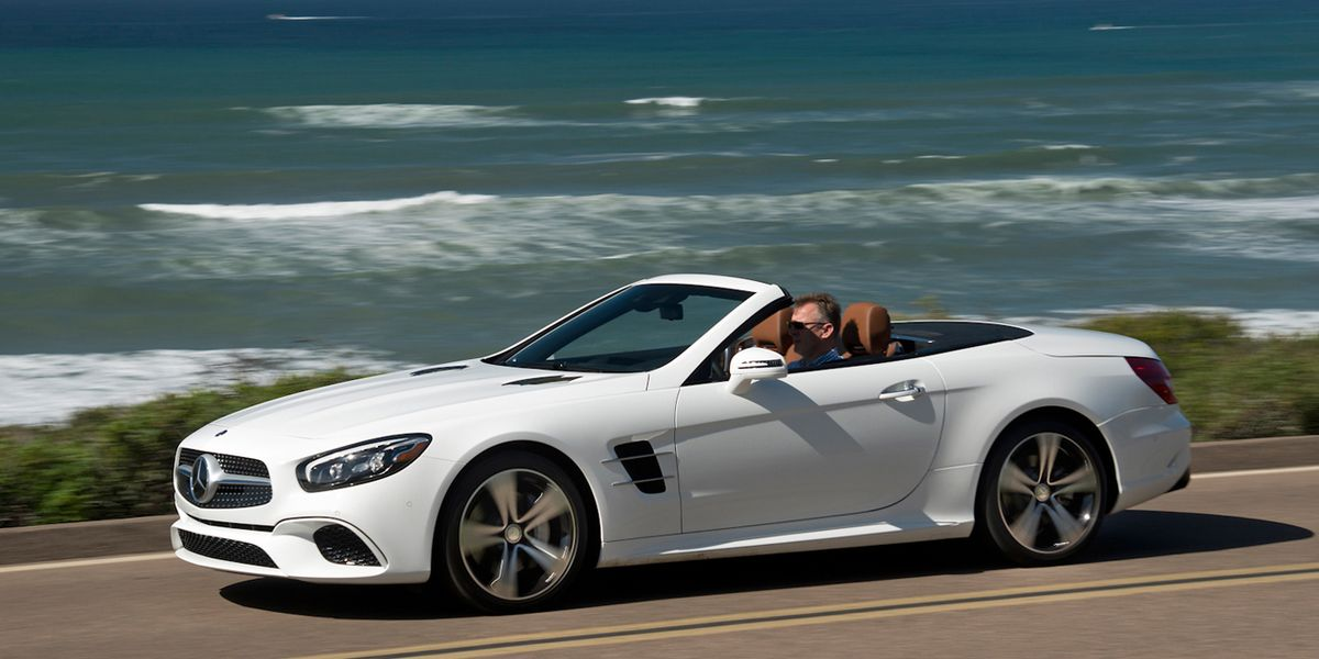 2017 Mercedes Benz Sl Cl First Drive 8211 Review Car And Driver