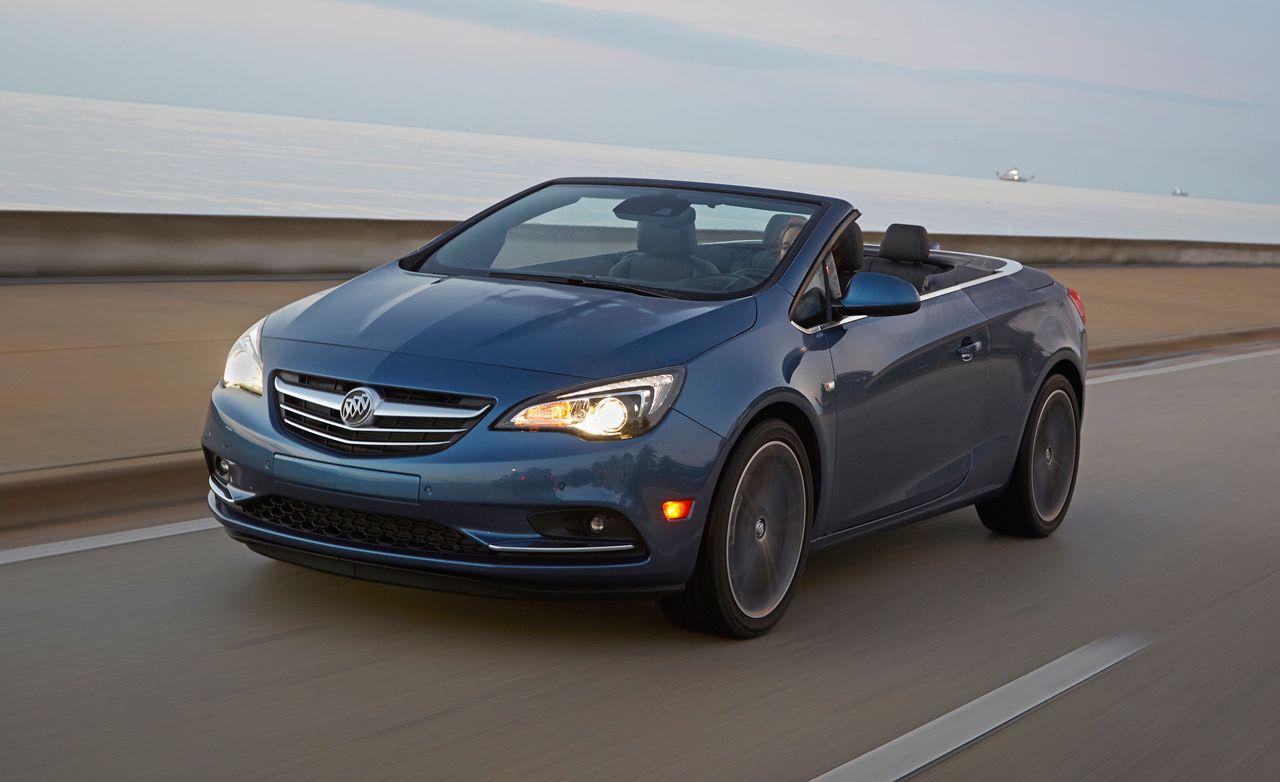 2019 buick cascada reviews | buick cascada price, photos, and specs