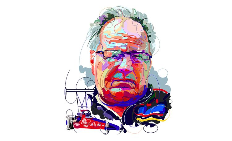We Pick the Brain of Drag-Racing Legend Connie Kalitta