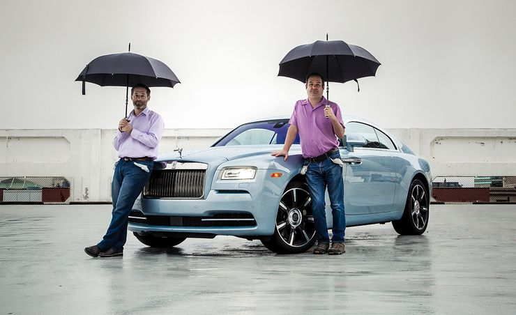 No Money, No Problems: Pockets Empty, We Road-Trip in a Rolls-Royce Across the South