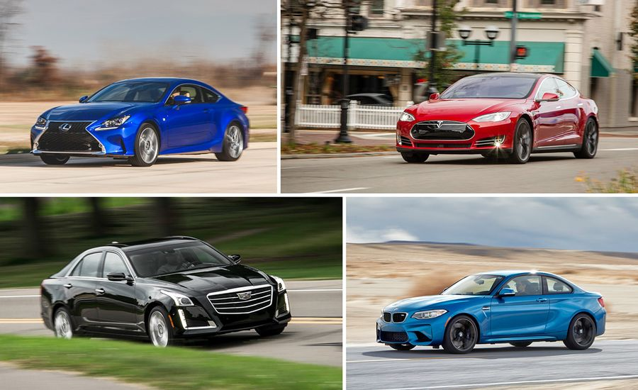 These Cars Offer the Most Optional Horsepower Per Dollar – Feature ...