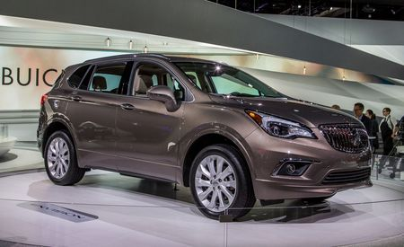 2016 Buick Envision: Buick's Third Crossover Arrives