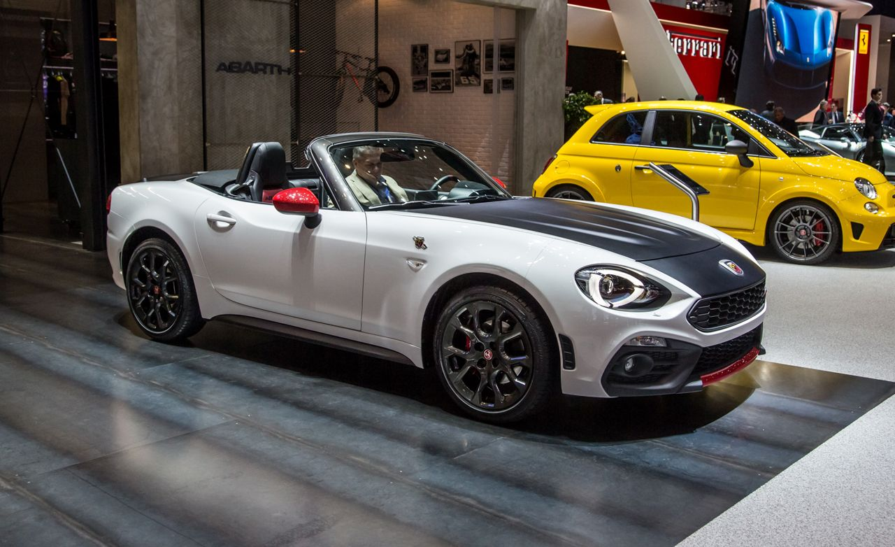 Fiat 124 Spider Used Cars For Sale