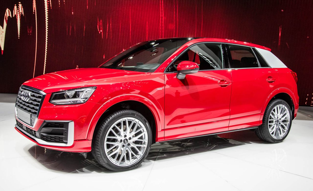 2017 Audi Q2 Photos and Info – News – Car and Driver