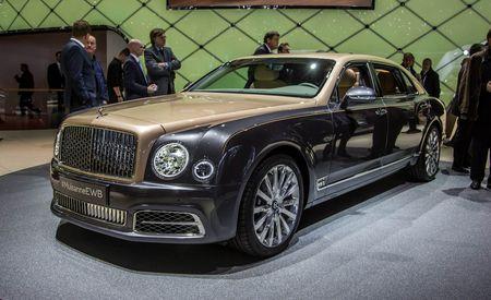 2017 Bentley Mulsanne Now Even More Mega