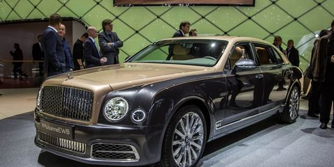 2017 Bentley Mulsanne Photos And Info 8211 News 8211 Car And