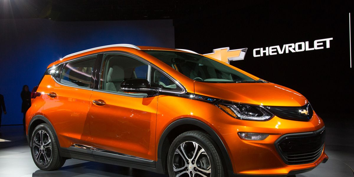 2017 Chevrolet Bolt Ev Photos And Info 8211 News 8211 Car And
