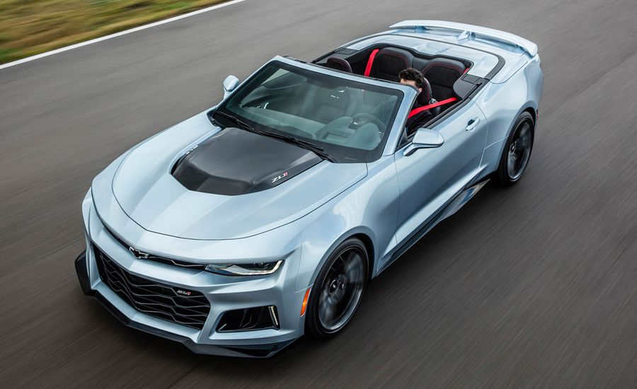 2017 chevrolet camaro zl1 convertible photos and info news car and driver. Black Bedroom Furniture Sets. Home Design Ideas