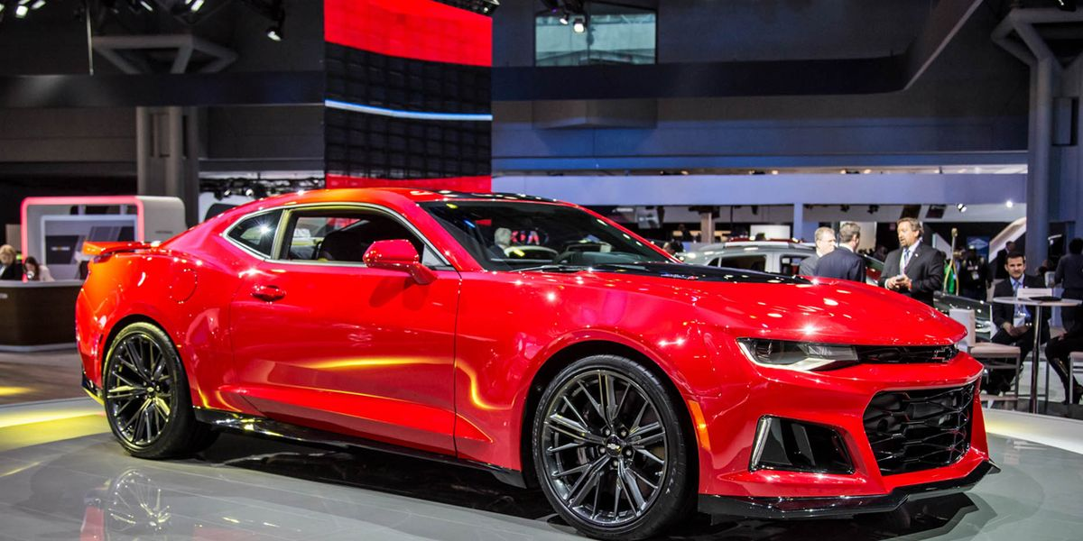 2017 Chevrolet Camaro Zl1 Photos And Info 8211 News 8211 Car