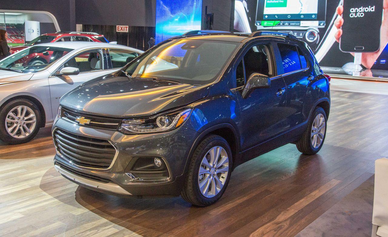 2019 Chevrolet Trax Reviews Price Photos And Specs Car Driver