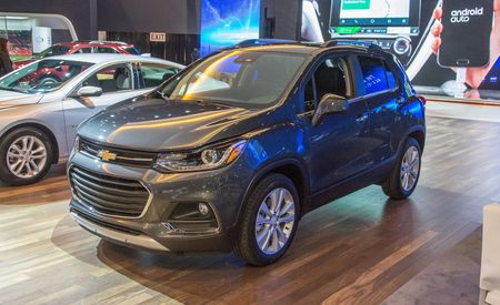 2017 Chevrolet Trax: Small Changes for Chevy's Smallest CUV