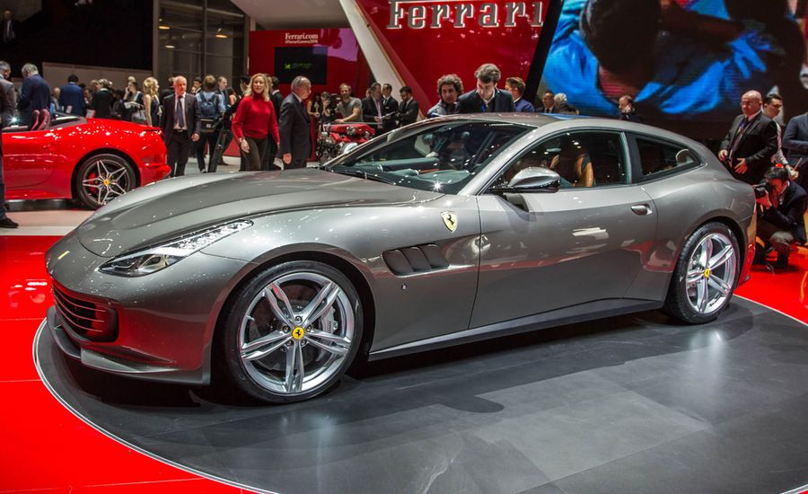 2017 Ferrari GTC4Lusso Official Photos and Info – News – Car and ...