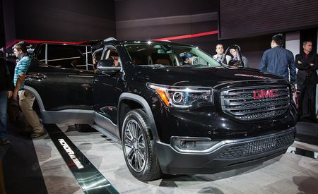 2017 GMC Acadia: Smaller than Before, Still Packs Three Rows