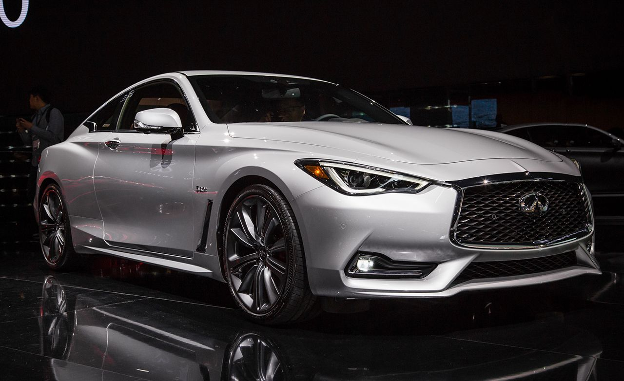 2017 infiniti q60 coupe photos and info news car and driver. Black Bedroom Furniture Sets. Home Design Ideas