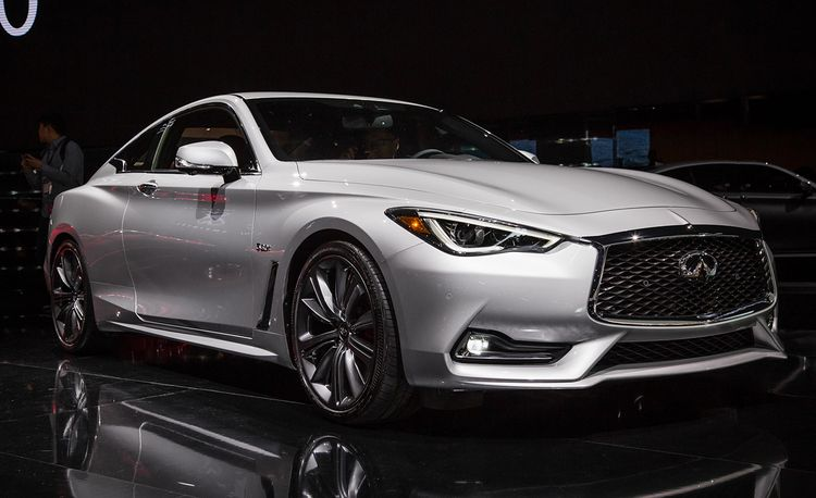 2017 Infiniti Q60: Infiniti Gets Serious About Sports Coupes Again