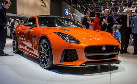2017 Jaguar F-type SVR: The Fastest Jag Since the XJ220