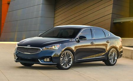 2017 Kia Cadenza: Time For a Second Generation, Already?