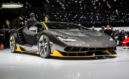 2017 Lamborghini Centenario: The 759-hp Birthday Present