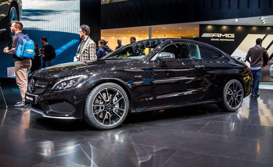 2017 Mercedes-AMG C43 Coupe: The Bridge Between C300 and C63