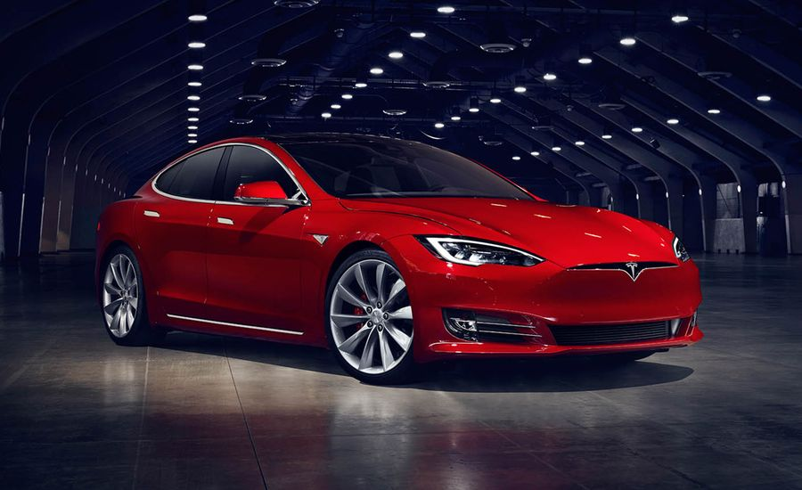 2017 Tesla Model S Updated A New Face And Improved Range