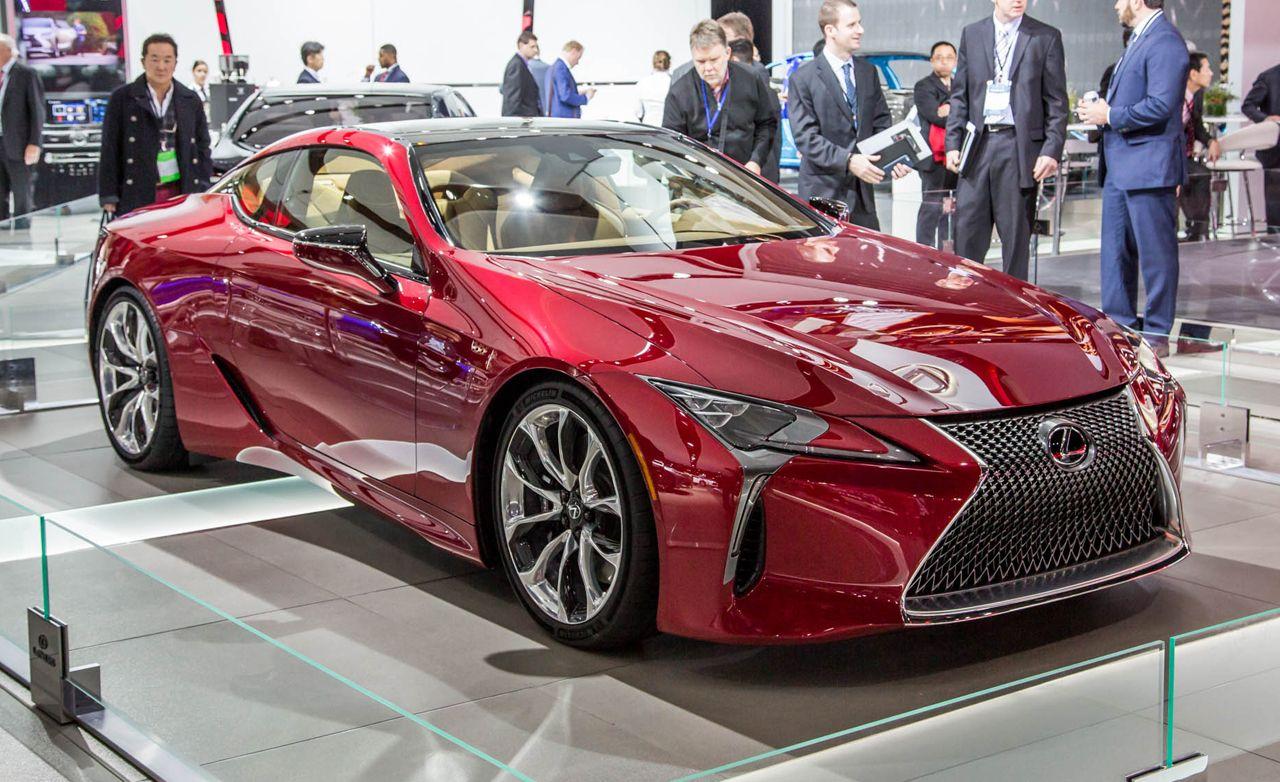 Lexus 500h price