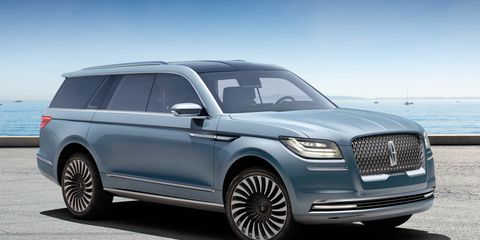 Lincoln Basically Won Last Year S New York Auto Show When It Rolled The Surprisingly Continental Concept Onstage A Move That Signaled Dormant
