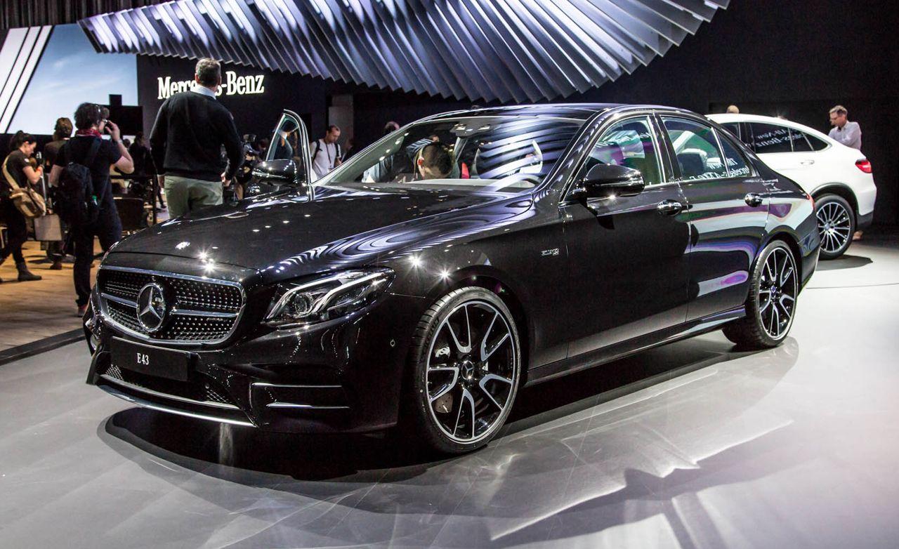 2019 Mercedes Amg E53 Reviews Price Photos And Specs Car Driver