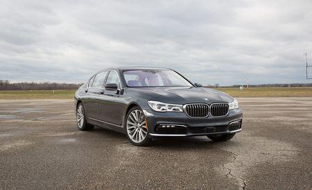 2016 BMW 750i xDrive