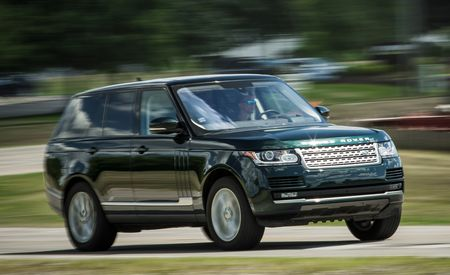 2016 Land Rover Range Rover Td6 Diesel