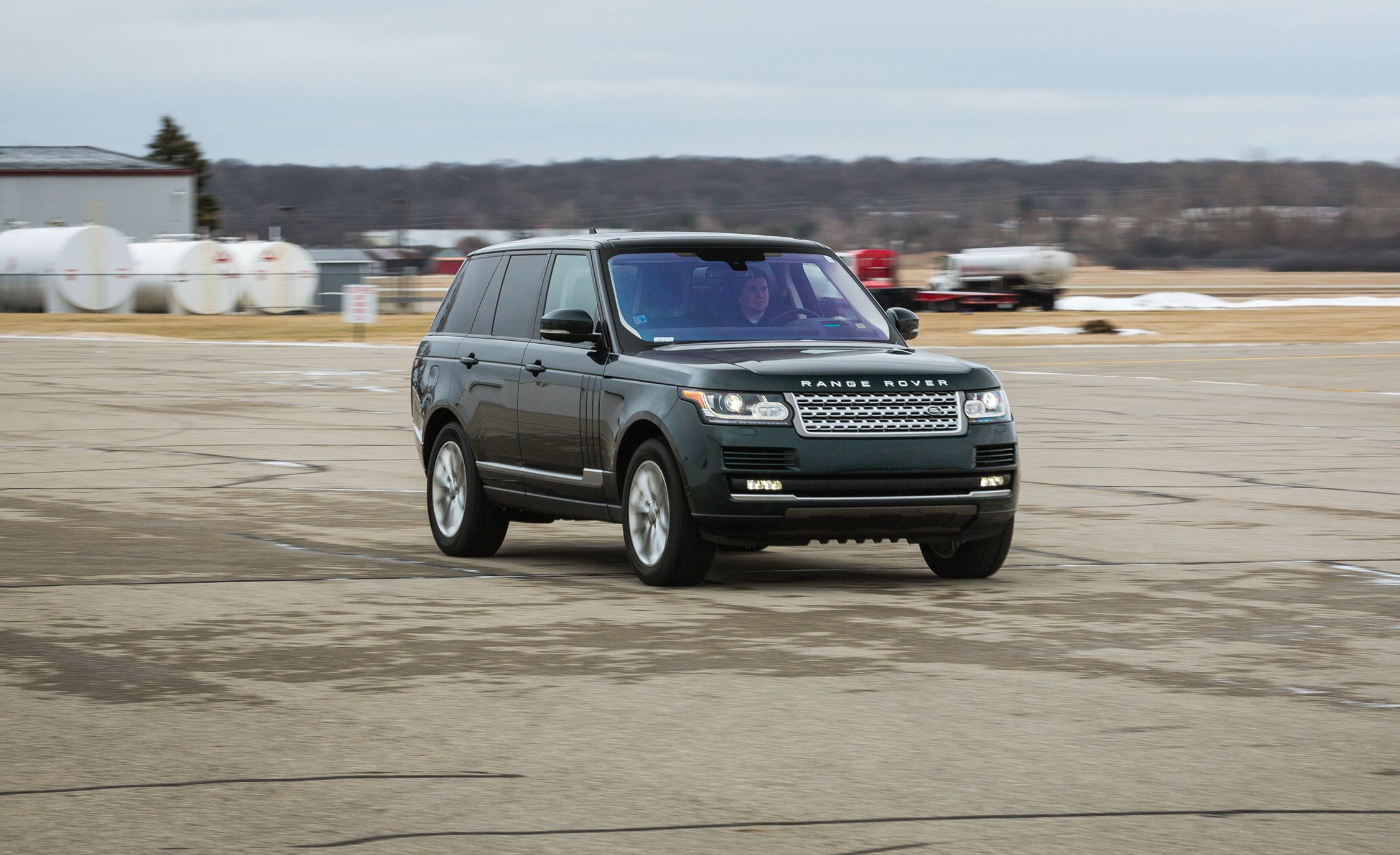 Land Rover Range Reviews Price Td6 Wiring Diagram Photos And Specs Car Driver