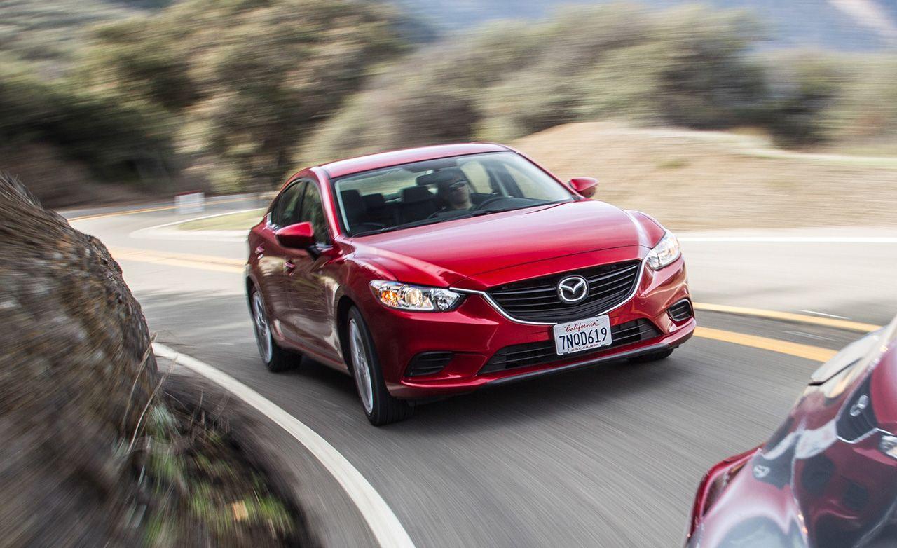 2016 Mazda 6 i Touring