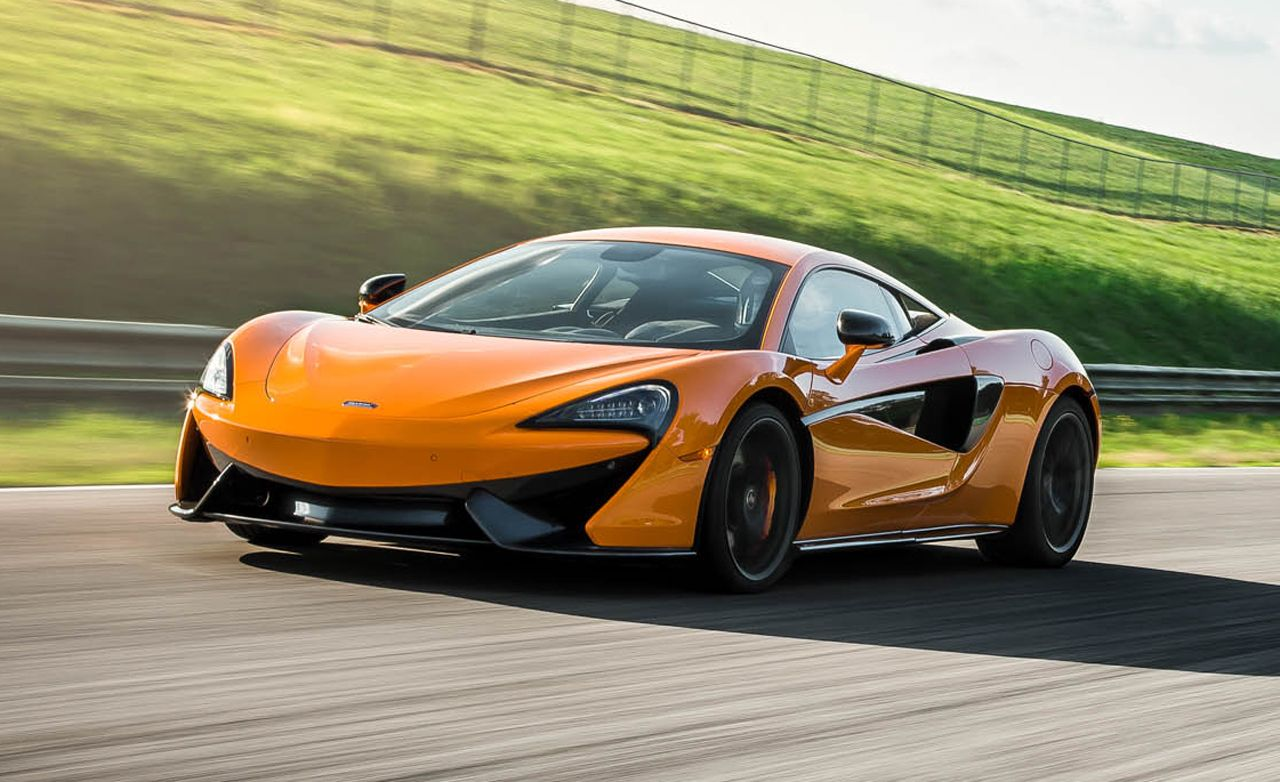 McLaren S Coupe Review Car And Driver - Latest sports car 2016