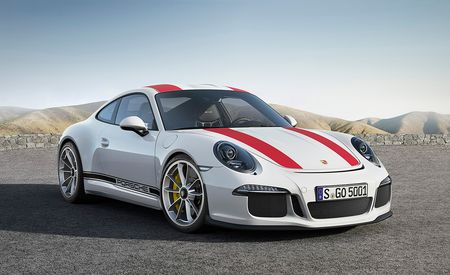 2016 Porsche 911 R: It's Perfect
