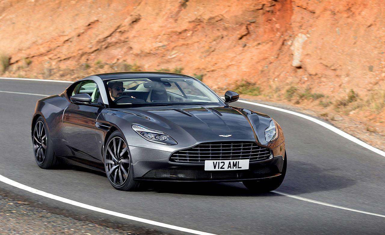 2017 Aston Martin DB11: A Fully Modern Aston for the Modern World