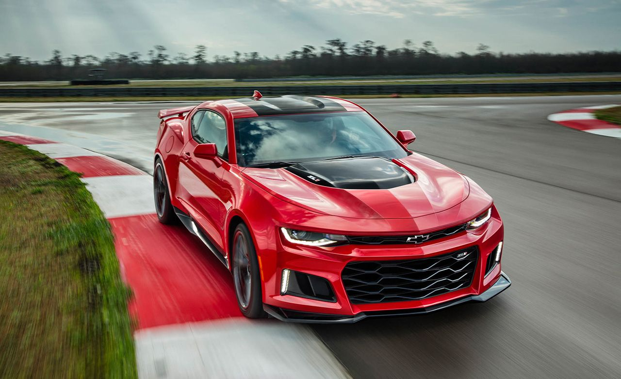 2017 Chevrolet Camaro ZL1: Hoping to Humiliate Ford