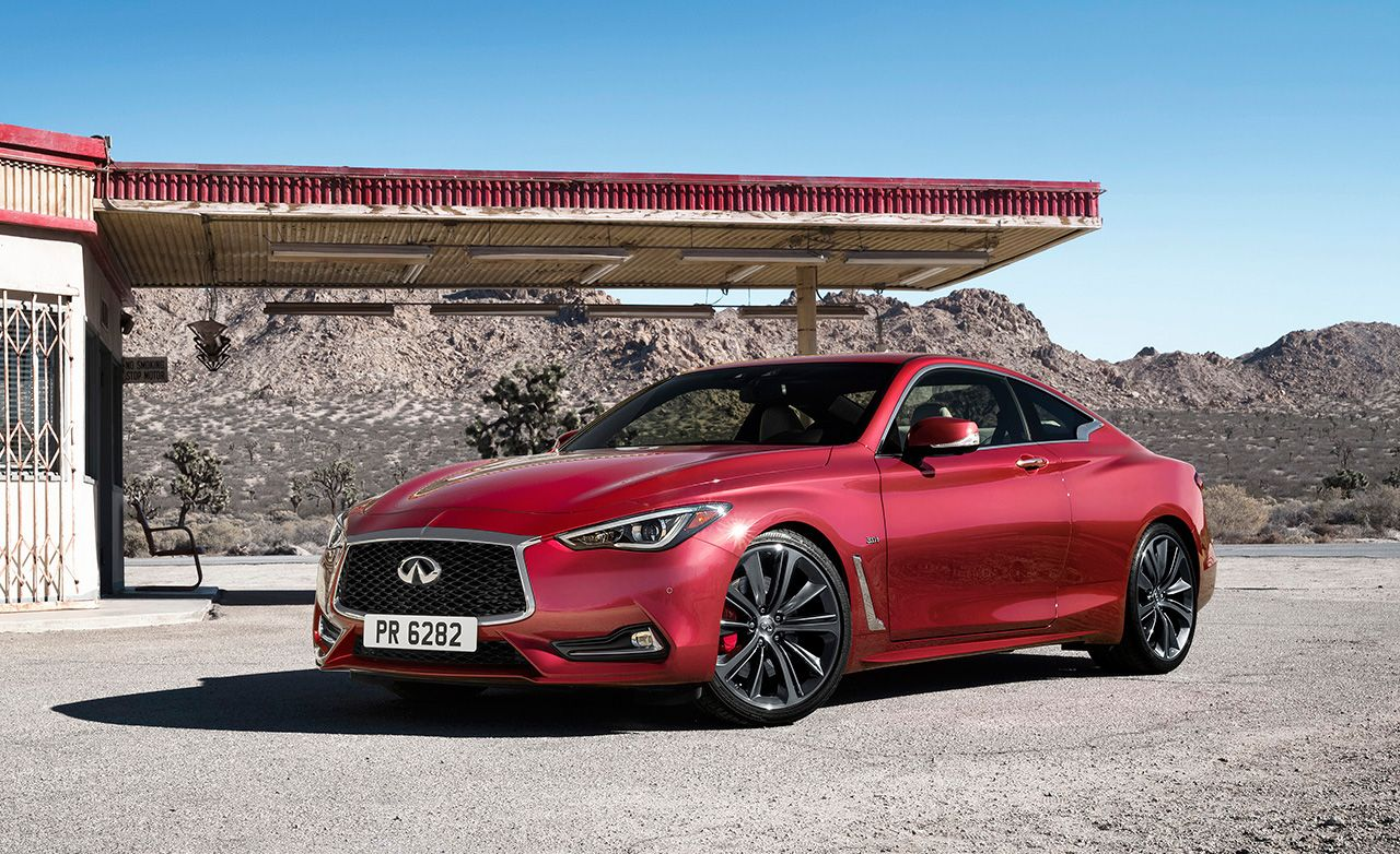 2019 Infiniti Q60 Reviews Price Photos And Specs Car Driver