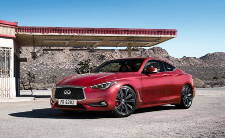 2017 Infiniti Q60: The Gorgeous Replacement for the G37 Coupe