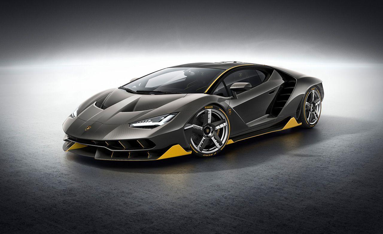 Charming 2017 Lamborghini Centenario Dissected: Powertrain, Design, And More