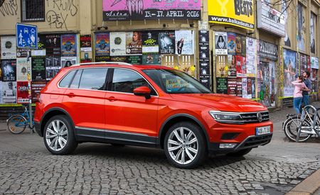 2017 Volkswagen Tiguan: Is VW Finally Getting Serious About Crossovers?