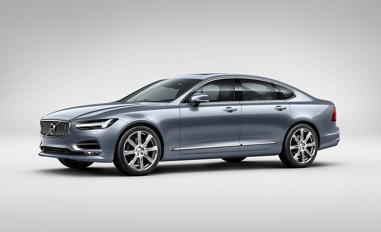 2017 Volvo S90: Volvo on a Roll