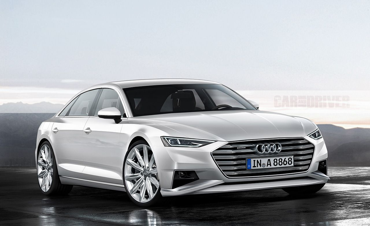 2018 Audi S8 Specs And Price >> New And Used Car Reviews Car News And Prices Car And Driver