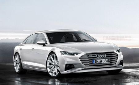 2018 Audi A8: Vorsprung durch Flagship