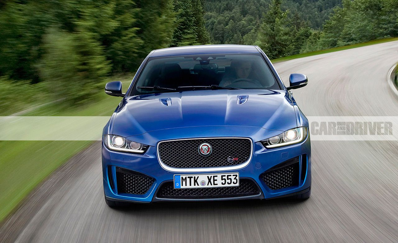 2018 jaguar svr.  jaguar 2018 jaguar xe svr 25 cars worth waiting for u2013 feature car and driver inside jaguar svr g