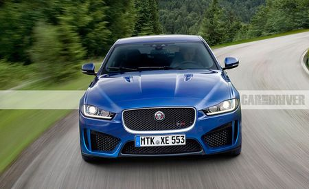 2018 Jaguar XE SVR: 5.0 Liters of Supercharged Fury?
